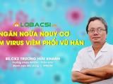 Bác sĩ Trương Hữu Khanh, Trưởng khoa Nhiễm, Thần kinh (BV Nhi Đồng 1, TP.HCM) chuyên gia dịch tễ học (Ảnh: Alobacsi)