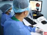 Hội chẩn trực tuyến - số hóa chẩn bệnh cứu người từ xa tại BV Đại học Y Dược TP.HCM (Ảnh: HB)