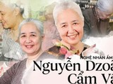 Nghệ nhân ẩm thực Nguyễn Dzoãn Cẩm Vân (Ảnh: CafeF)