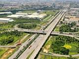 Hạ tầng giao thông tại khu vực quận 2, quận 9 tiếp tục được tập trung đầu tư trong thời gian tới. Ảnh: Hoàng Hùng