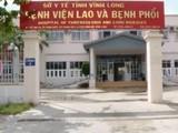 Hiện tại, BN1440 đang được cách ly, điều trị tại BV Lao và Bệnh phổi Vĩnh Long (Ảnh: VOV)