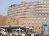 Bệnh viện Quân Y 175, nơi BN1979 từng đến khám ngày 2/2 và 5/2 (Ảnh: Thu Hiến)