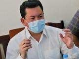 Sở Y tế tỉnh Bình Thuận vừa chính thức cho biết về việc hành nghề của ông Võ Hoàng Yên (Ảnh: LĐ)
