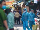 Tìm người đến 2 quán ăn tại khu chợ 200 đường Xóm Chiếu, quận 4 - Ảnh Chí Hùng