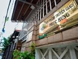 Hội thánh truyền giáo Phục Hưng tại phường 3, Gò Vấp - Ảnh: Hữu Khoa