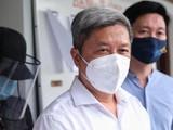 Thứ trưởng Bộ Y tế Nguyễn Trường Sơn khẳng định biến chủng virus ở TP.HCM vẫn là B.1.617.2. Ảnh: Phạm Thắng