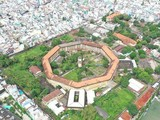 Trại tạm giam Chí Hòa, nơi xảy ra vụ việc. Ảnh: Hoàng Hùng