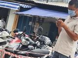Ông Trương Mạnh Thảo (cán bộ trật tự đô thị phường 2, quận 6) bị bắt vì dẫn mối tiêm vắc xin COVID-19 trái phép - Ảnh: H.T.T.H.