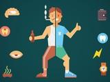 Những thói quen tuy nhỏ nhưng bào mòn sức khỏe của bạn mỗi ngày (Ảnh minh họa).