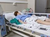 Bệnh nhân đang được điều trị tại Bệnh viện Thanh Nhàn.