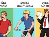 Các mức độ stress và ảnh hưởng của chúng tới cơ thể con người