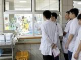 Sinh viên y khoa thực tập tại các bệnh viện