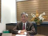 GS. Nguyễn Anh Trí - nguyên Viện trưởng Viện Huyết học và Truyền máu Trung ương.