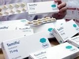 Thuốc Tamiflu dùng để trị bệnh cúm.