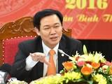 """GS. TS Vương Đình Huệ, dự cảm về kinh tế Việt Nam 2016: Chúng ta sẽ """"làm nên chuyện"""", một năm hứa hẹn những thành công và đột phá lớn"""