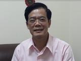 ông Nhị Lê, Phó Tổng biên tập Tạp chí Cộng sản.