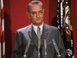 Tổng thống Mỹ Lyndon B. Johnson