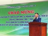 """Lê Hoàng Anh Tuấn., người tự xưng """"nhà báo quốc tế"""", thạc sĩ luật học, tiến sĩ."""