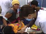 Tại Lâm Đồng, hơn 130 người nhập viện cấp cứu sau khi ăn cưới, trong đó có nhiều trẻ em