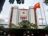 Trụ sở UBND TP. Hà Nội.