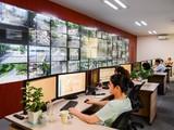 Trung tâm điều hành đô thị thông minh tại Huế.
