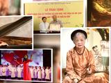 Lễ trao tặng được tổ chức tại Nhà hát Lớn, TP. Hà Nội vào chiều 29/8/2019.