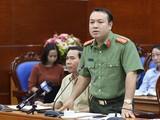 PGĐ Công an tỉnh Hòa Bình Nguyễn Hữu Đức