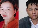 """Mẹ """"nữ sinh giao gà"""" Trần Thị Hiền và Vì Văn Toán."""