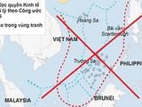 """""""Đường lưỡi bò"""" phi pháp của Trung Quốc ở Biển Đông đã bị PCA bác bỏ"""