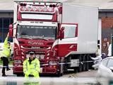 Chiếc container đông lạnh chứa thi thể 39 người tại hạt Essex (Anh).