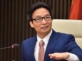 Bộ Chính trị đã có quyết định phân công Phó Thủ tướng Vũ Đức Đam là Bí thư Ban cán sự Đảng Bộ Y tế.