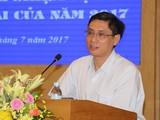 Ông Lê Đức Vinh - nguyên Chủ tịch UBND tỉnh Khánh Hòa.