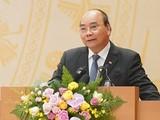 Thủ tướng Chính phủ Nguyễn Xuân Phúc. (Ảnh: VGP)