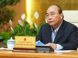 Thủ tướng Nguyễn Xuân Phúc. Ảnh: VPCP.