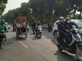 Sở GTVT Hà Nội ra quân chốt trực tại các cửa ngõ vào thành phố.