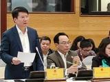Thứ trưởng Bộ Y tế Trương Quốc Cường.