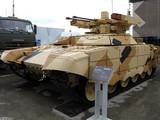Phiên bản mới của xe chiến đấu hỗ trợ tăng Terminator-2 do Nga sản xuất (nguồn: AIF).