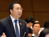 Ông Lưu Bình Nhưỡng – Phó Trưởng Ban Dân nguyện của Quốc hội, đại biểu Quốc hội khoá XIV.