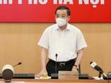 Chủ tịch UBND TP Hà Nội Chu Ngọc Anh.