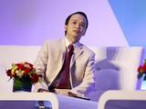 Ông Trịnh Văn Quyết, Chủ tịch kiêm Tổng giám đốc Bamboo Airways (Ảnh: Bloomberg)