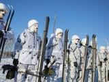 Binh sĩ Nga trong một cuộc tập trận (Ảnh: Sputnik)