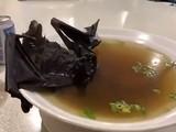 Canh dơi là món ăn khá phổ biến, thậm chí được xem là đặc sản ở Trung Quốc (Ảnh: RT)