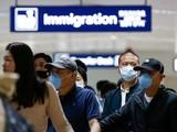 Người dân đến từ Quảng Châu, Trung Quốc tại sân bay quốc tế Ninoy Aquino ở thủ đô Manila, Philippines (Ảnh: SCMP)