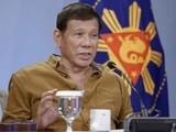 Tổng thống Philippines Rodrigo Duterte (Ảnh: SCMP)