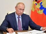 Tổng thống Nga Vladimir Putin (Ảnh: AFP)