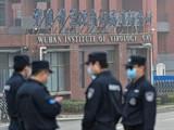 Viện virus học Vũ Hán là tâm điểm của giả thuyết virus rò rỉ từ phòng thí nghiệm (Ảnh: Bloomberg)