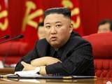 Chủ tịch Triều Tiên Kim Jong-un trong bức ảnh chụp ngày 18/6 (Ảnh: KCNA)