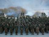 Xét về số lượng, Trung Quốc sở hữu quân đội hùng hậu nhất thế giới (Ảnh: AFP)