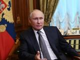 Tổng thống Putin đã trả lời nhiều câu hỏi liên quan tới bài báo mà ông đăng tải mới đây (Ảnh: Sputnik)