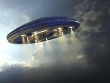 Giới khoa học đã cho ra mô hình tính toán vận tốc của các loại UFO (Ảnh: Handout)